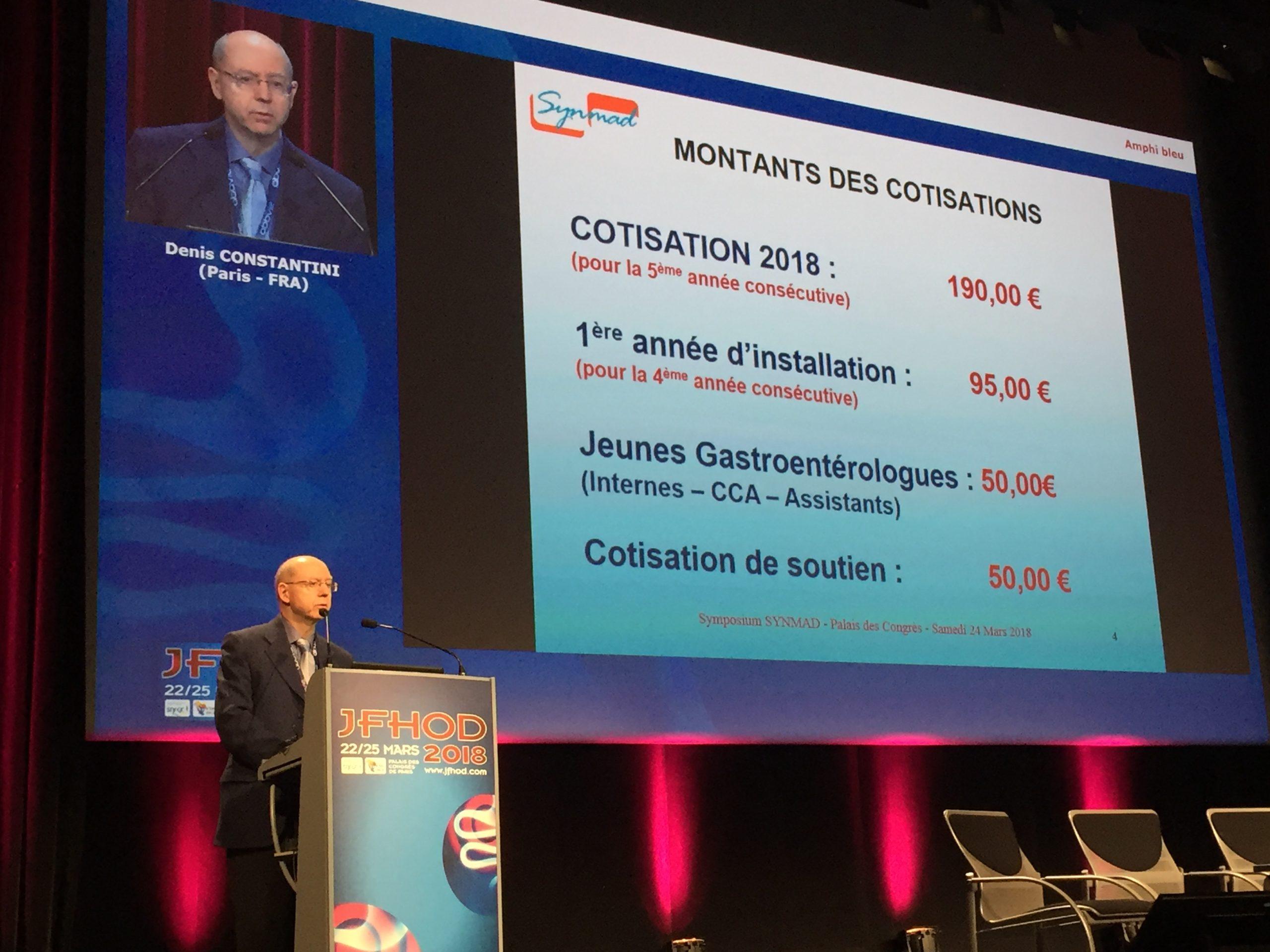 Prsentation Denis CONSTANTINI