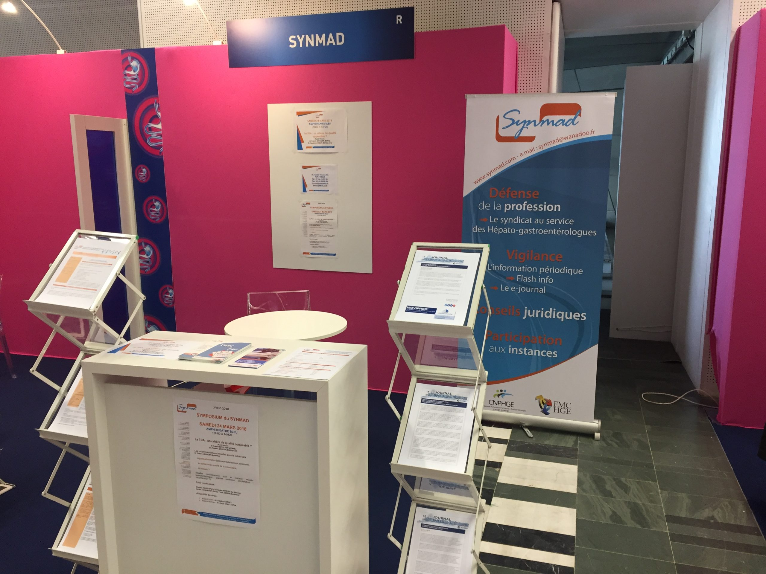 Stand SYNMAD