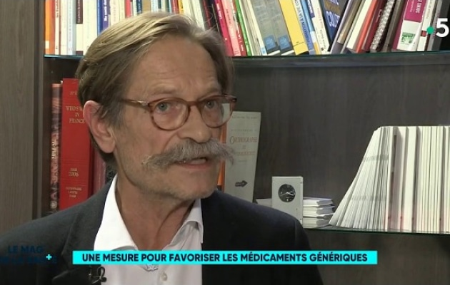 Mention non substituable Dr Luc Duquesnel