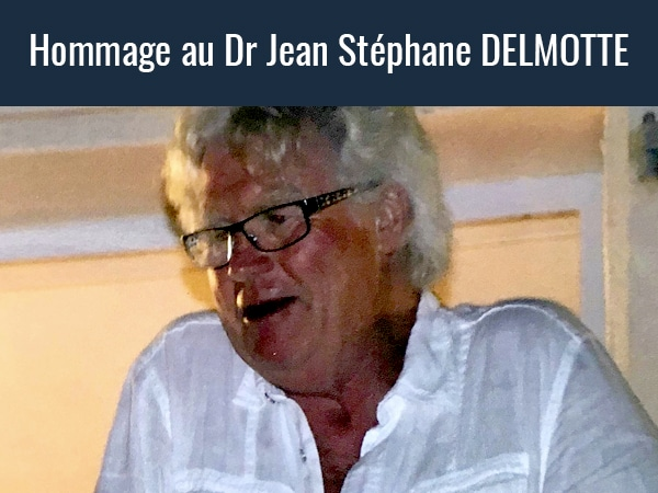 Dr Jean-Stéphane DELMOTTE
